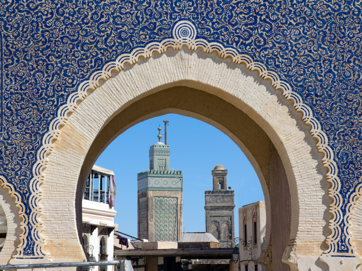 Talk Morocco |  Not a country where people speak a single language