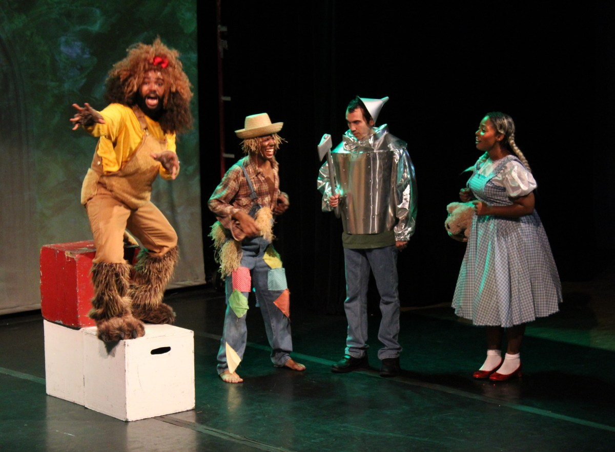 Harlem Rep's OZ eases down the road (of success)
