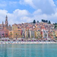{on the coast} The Perfect Day Trip to Menton, France