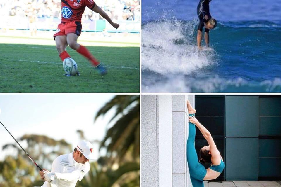 3 sports complémentaires avec le tir au but