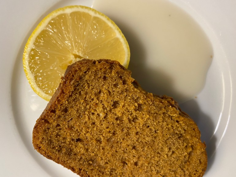 Orange Koji Cake