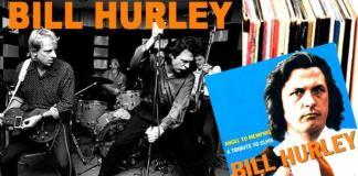 bill hurley A tribute to elvis presley