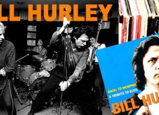 bill hurley A tribute to elvis presley