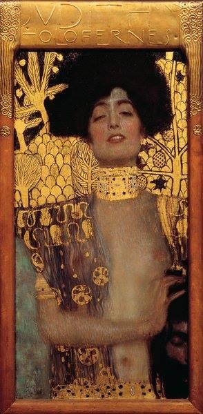 Judith Portrait de Gustave Klimt