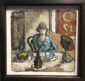 Composition de Rothko