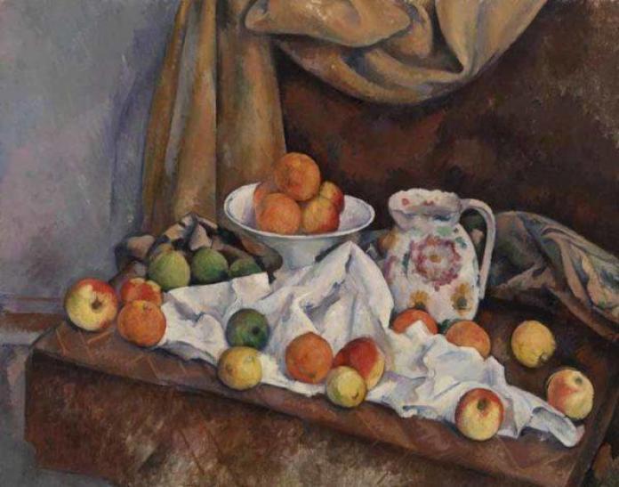Nature Morte pal Cezanne