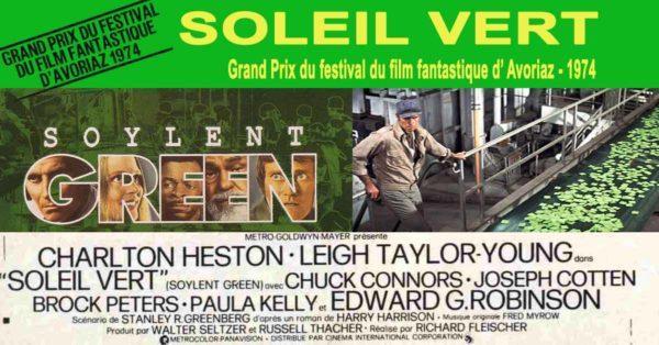Film Soleil Vert - Soylent Green