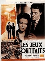 """1947 : """"LES JEUX SONT FAITS"""""""