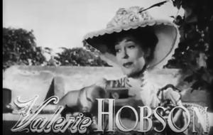 Valerie Hobson (1917 – 1998)