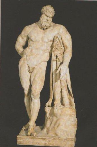 Musée Archéologique de Naples Hercule