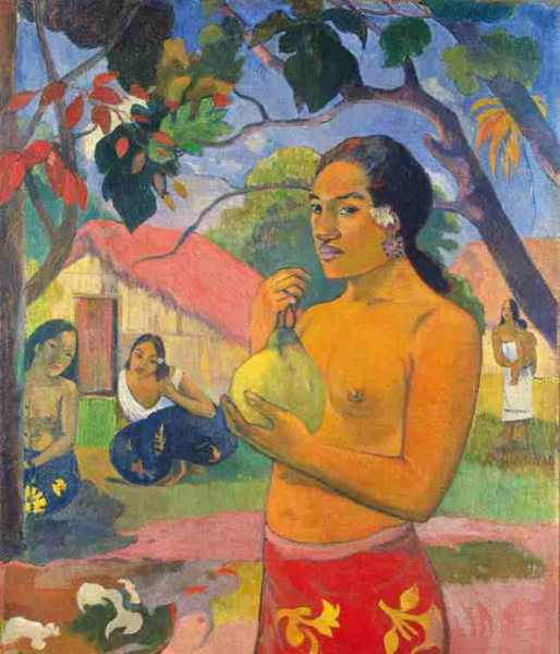 Gauguin au Musée de l'Ermitage