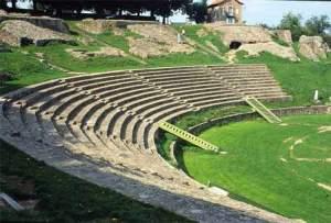 theatre romain autun
