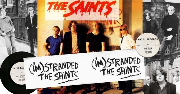 the saints i'm stranded