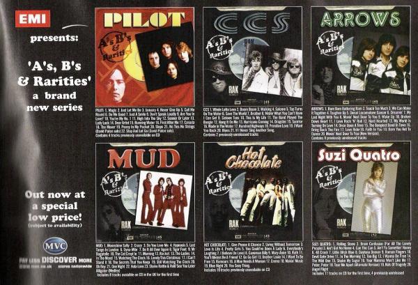 the arrows I love Rock n Roll