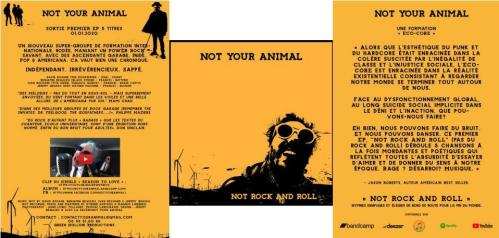 Not Your Animal