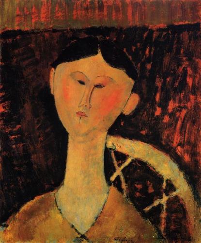 Modigliani -portraitiste