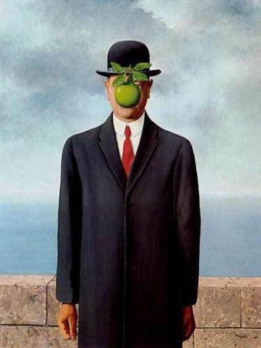 Magritte, Le fils de l'homme