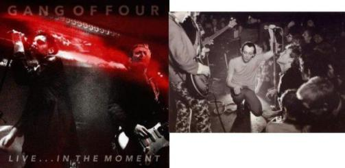 Gang Of Four et Magazine