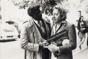 Screamin' Jay Hawkins et Serge Gainsbourg