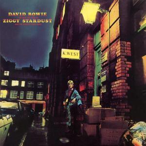 pochette Ziggy Stardust