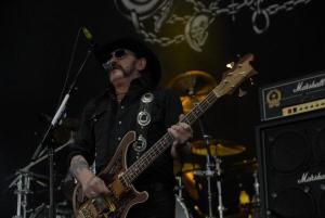 Lemmy de Motörhead