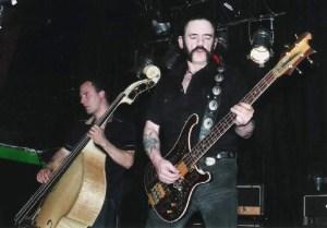 Lemmy The Head Cat