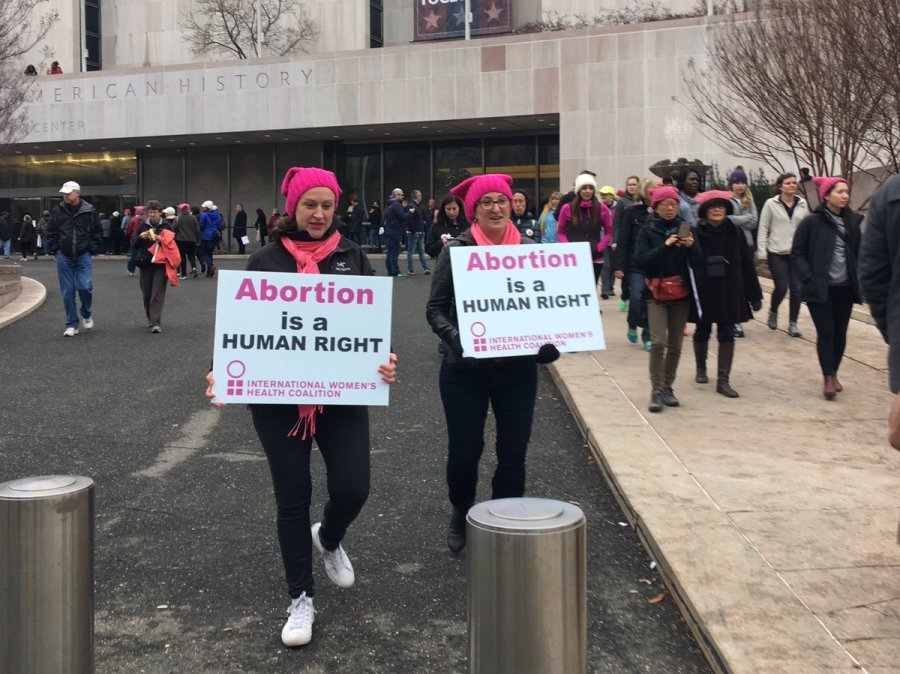 Women's March Human Rights