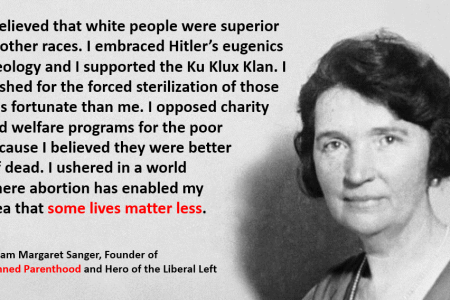 Margaret Sanger Planned Parenthood
