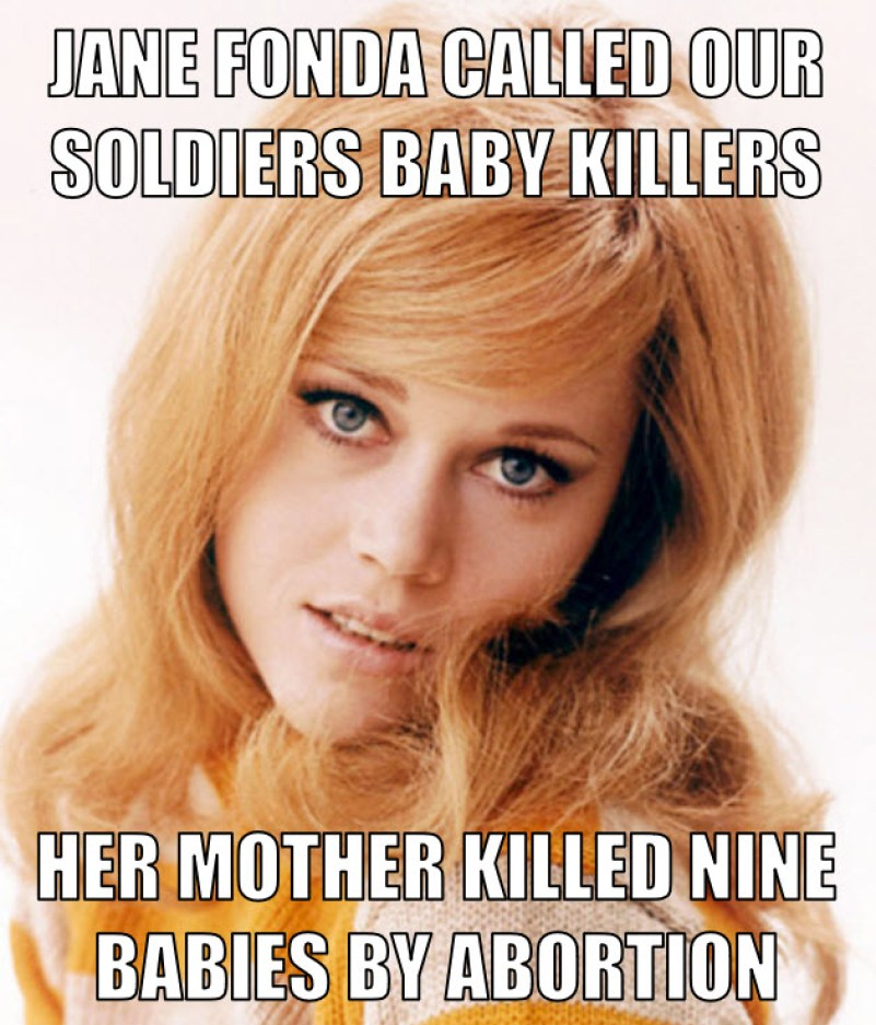 Jane Fonda Abortion
