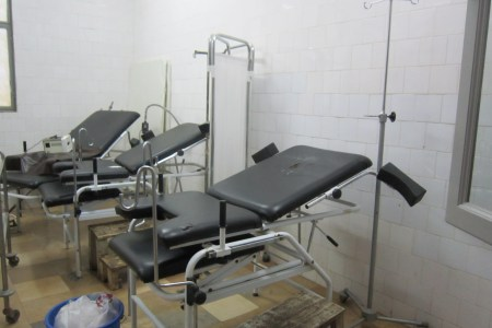 Abortion Procedure Room