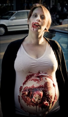 Maternity Halloween Costume