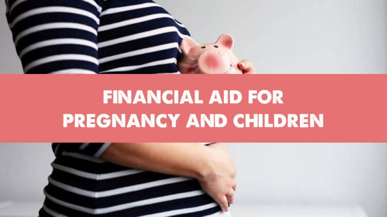 Financial Aid for Pregnancy