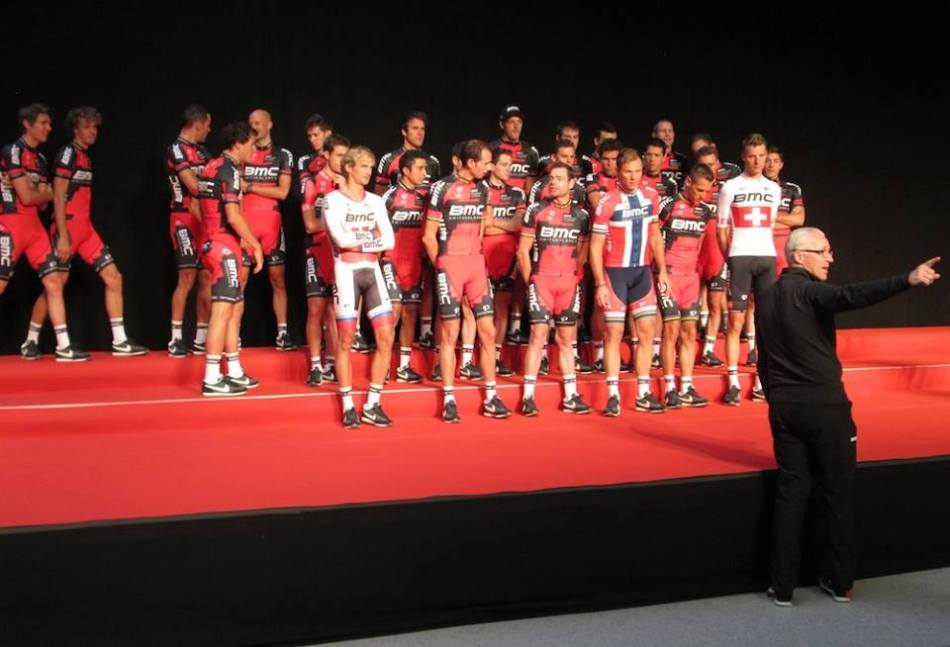 Culture Sport BMC Racing Team 2014