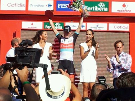 Culture Sport Chris Horner Vuelta 2013