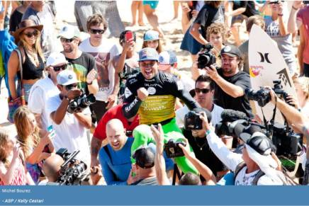 Michel Bourez remporte le Drug aware Margaret River Pro 2014 !