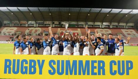 Culture Sport Rugby Summer Cup Castres