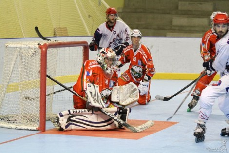 Culture Sport roller hockey Jeff Ladonne Grenoble