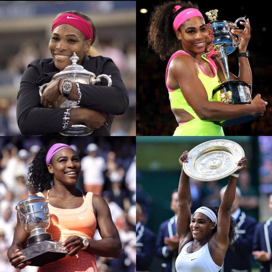 cultureSPORT Serena Williams