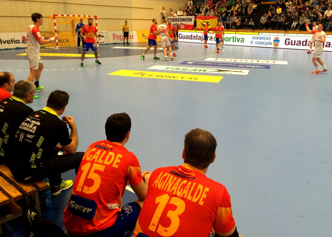 cultureSPORT - Tournoi international d'Espagne handball