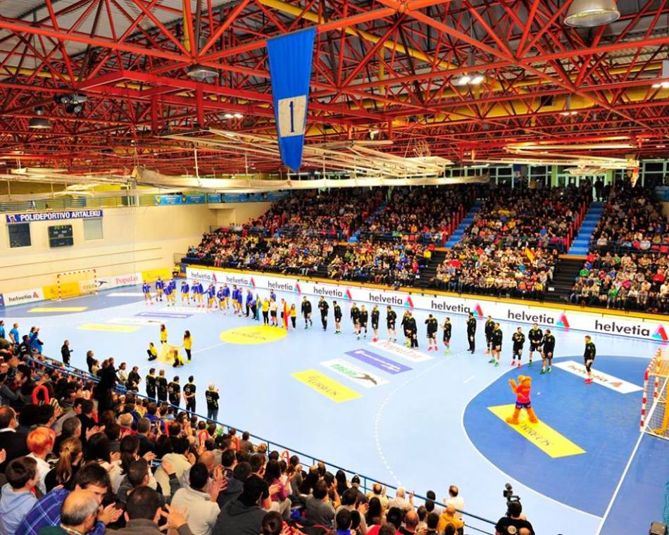 cultureSPORT Tournoi international d'Espagne handball