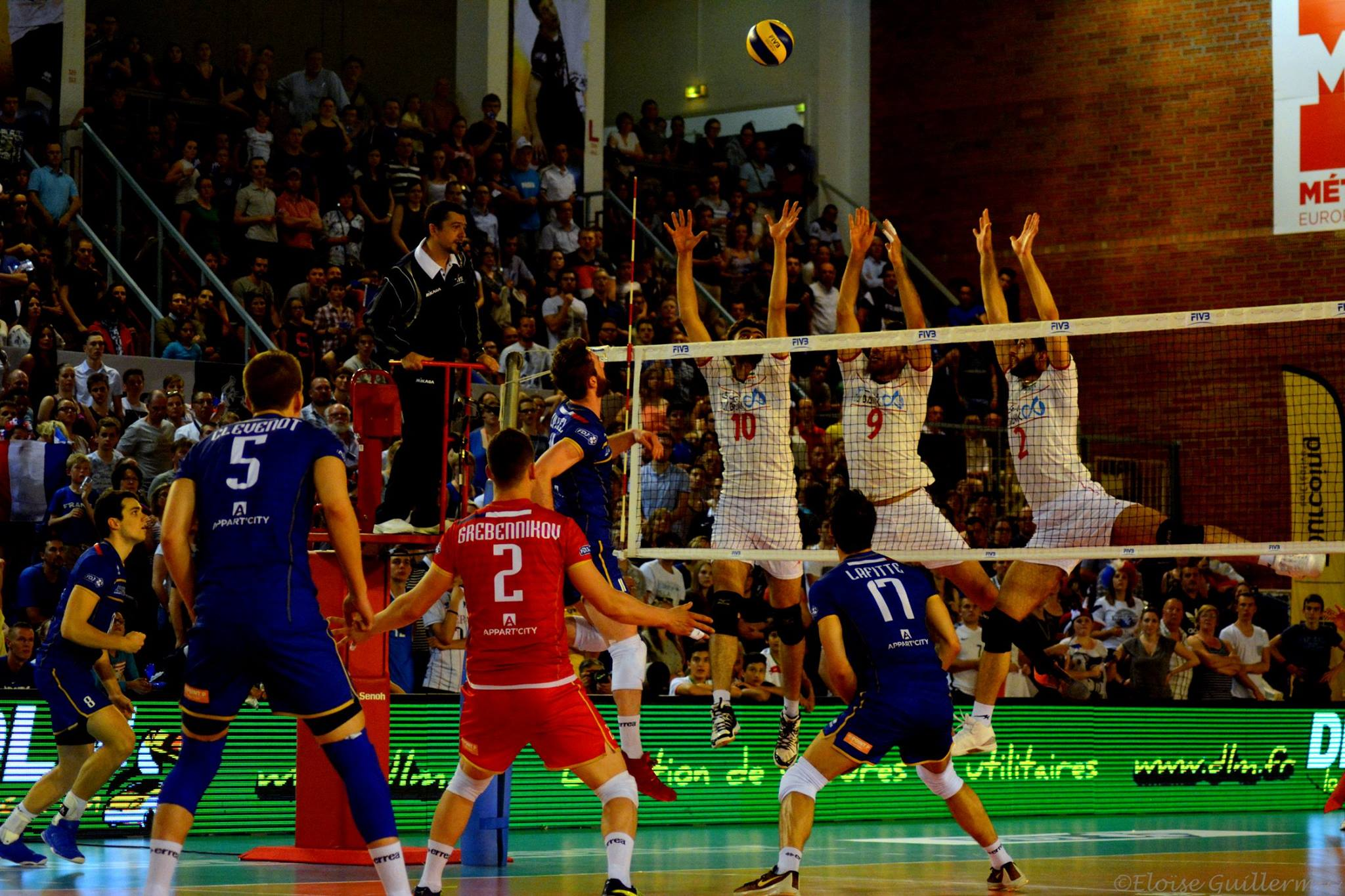 Histoire #11 : l'invention du volley-ball