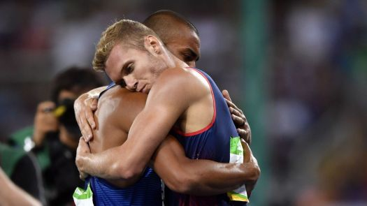 Ashton Eaton / Kevin Mayer
