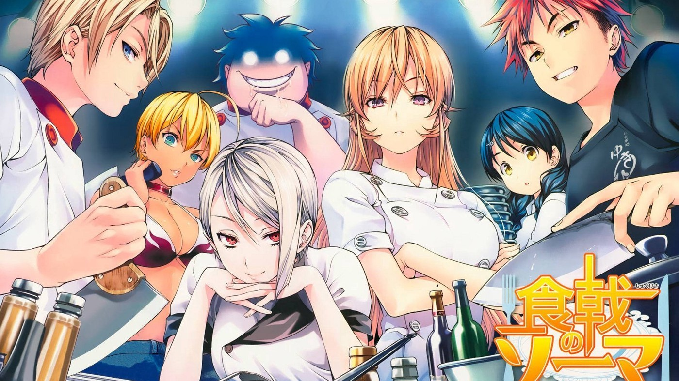 Food Wars : Shokugeki no Soma