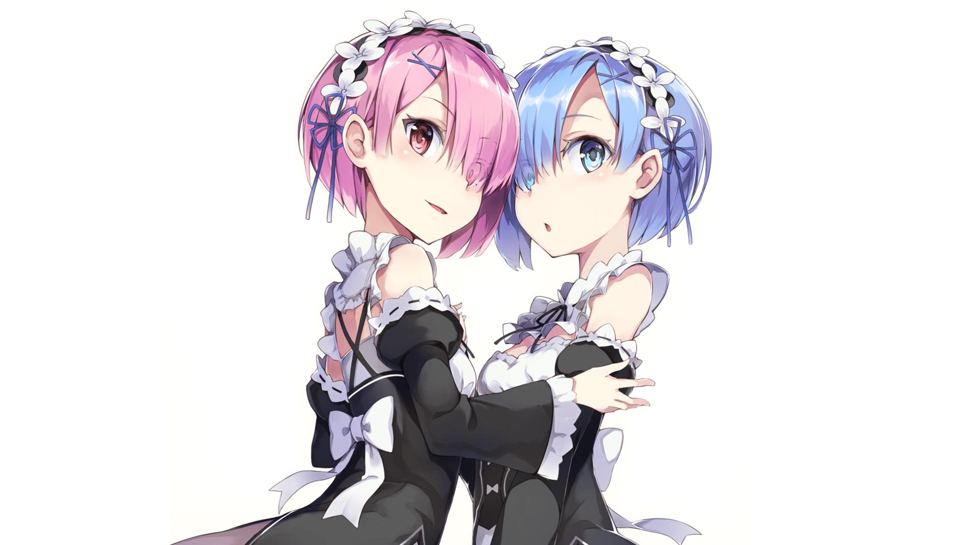 Re:Zero - Rem et Ram
