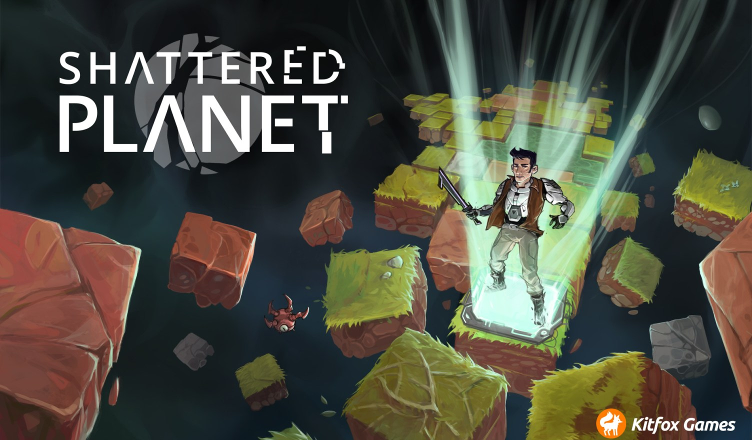 Shattered Planet