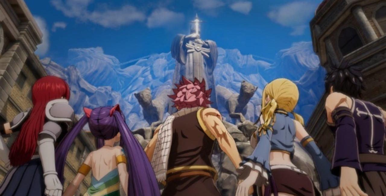 RPG de Fairy Tail