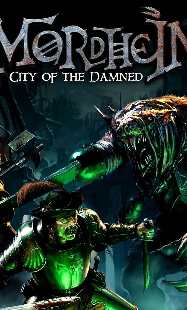 Mordheim City of the Damneda