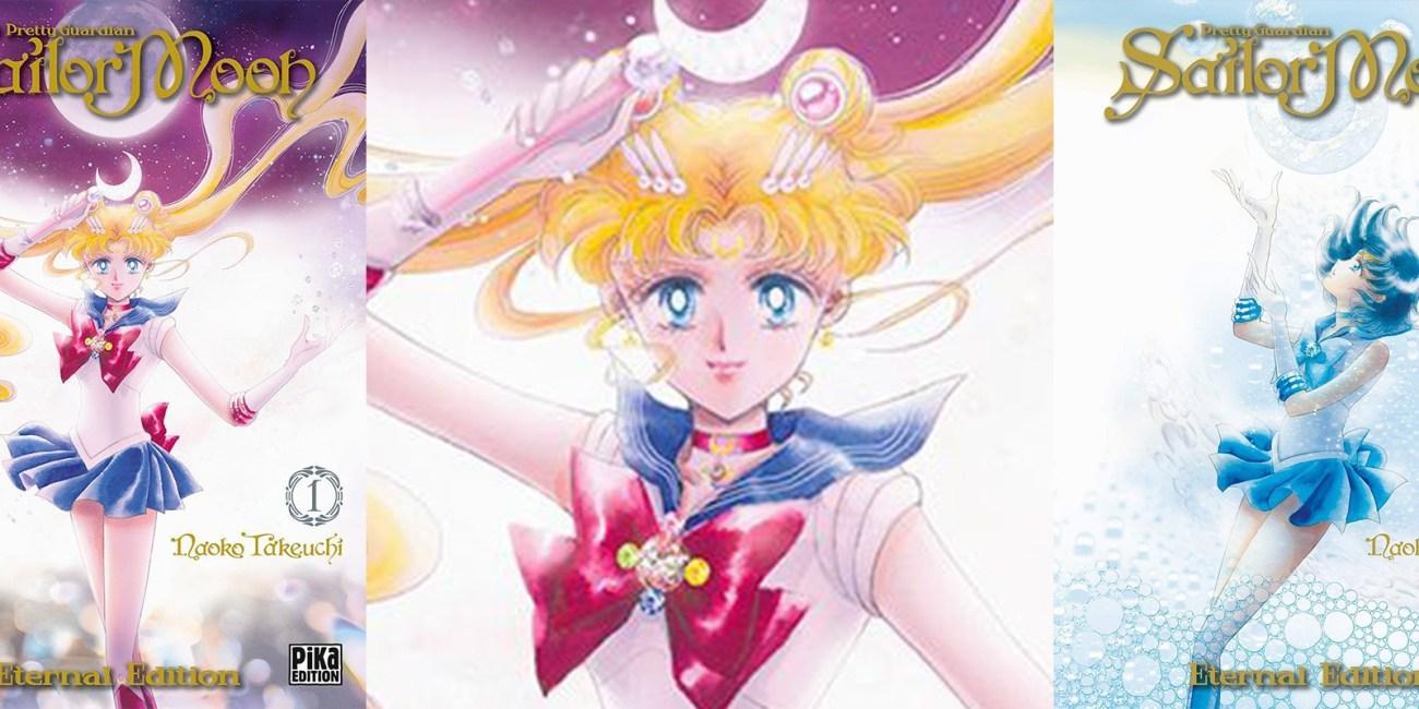 Sailor Moon - Eternal Edition