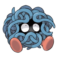 Pokémon GÉnération 1 : Tangela