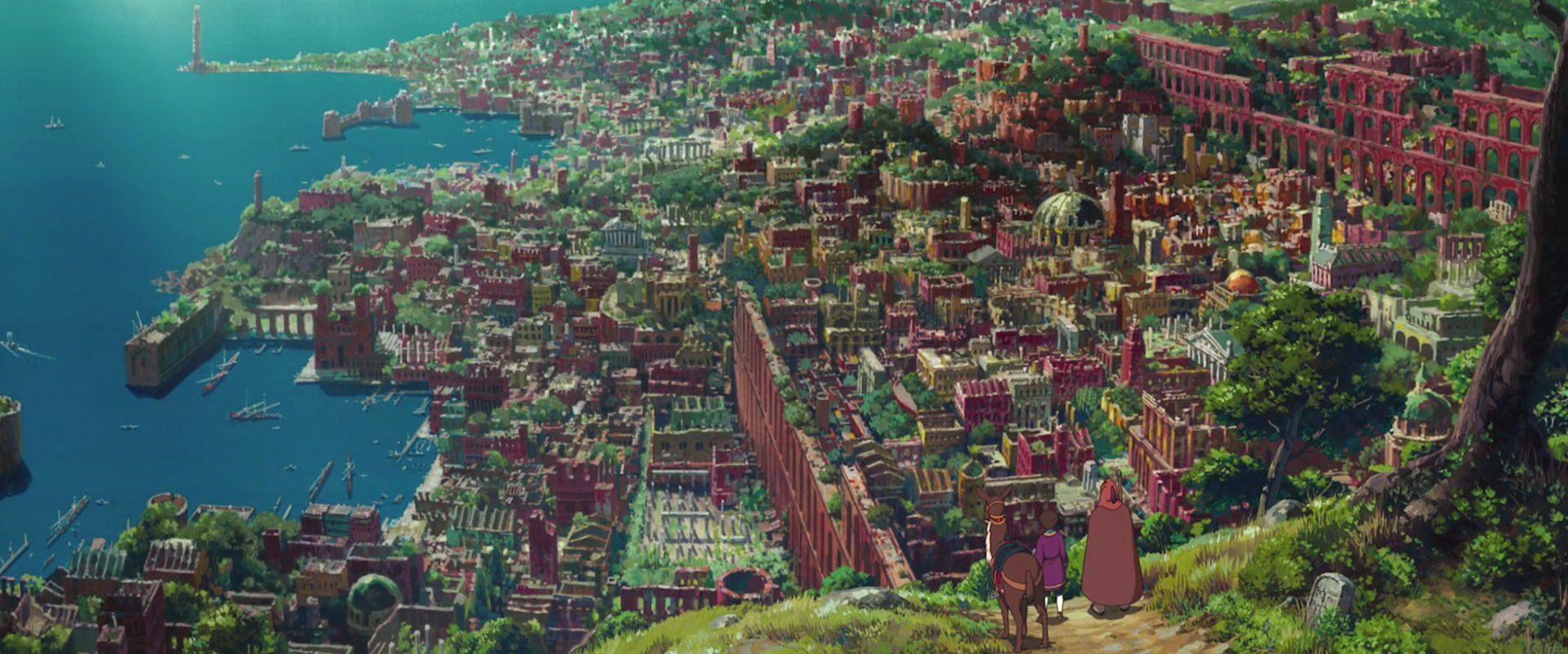 Les Contes de Terremer : Tales from Earthsea